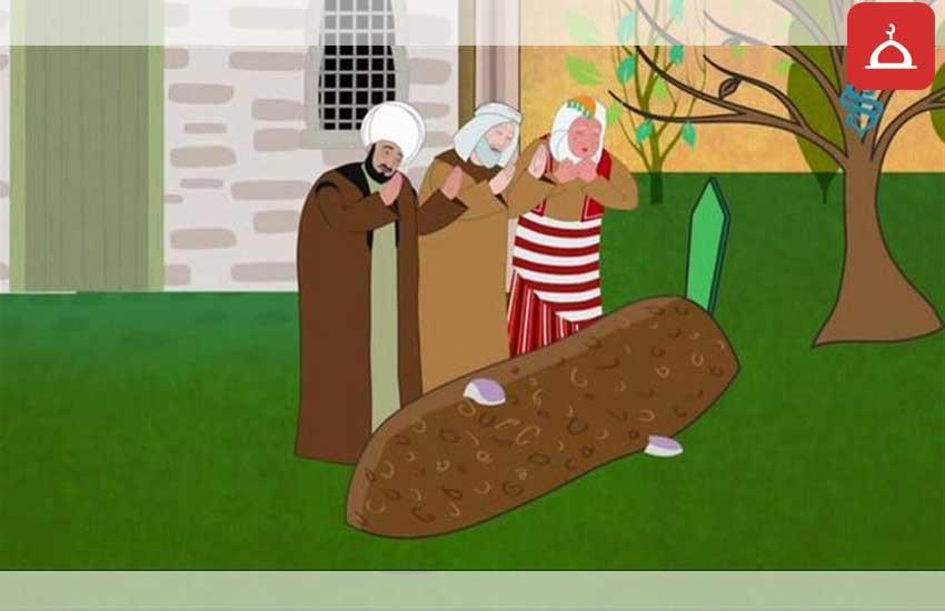 Allah büyüktür hatun, dedi. Hem padişahın işi ne?