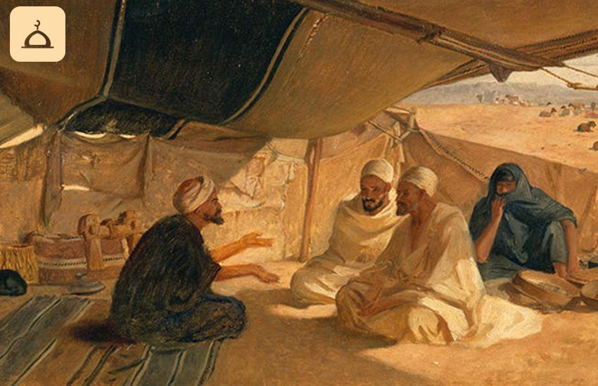 Peygamberimizin Cahiliye Devri Kötülüklerinden Uzak Kalışı