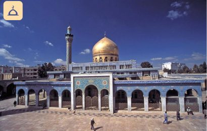 Peygamberimizin, Amcasıyla Şam'a Gidişi