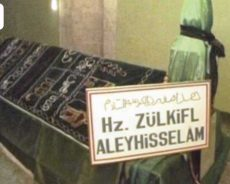 Hz. Zülkifl (as)
