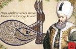 Kanuni Sultan Süleyman, Ebu Suud Efendi Ve Karıncanın Hakkı